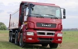КАМАЗ-65201-21010-43 ЛЮКС